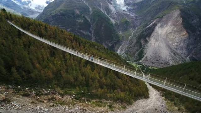 Ponti Tibetani e ponti Sospesi in Italia. Vacanze e Viaggi