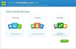 JihosoftAndroid phone Recovery