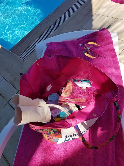 trend plaj çantası