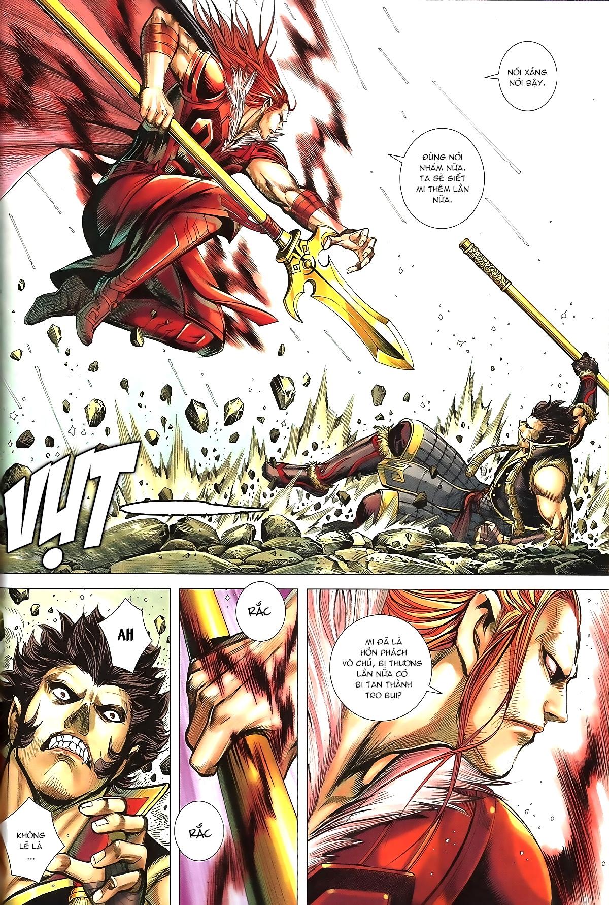 Tây Du chapter 35: hầu vương sống lại trang 16
