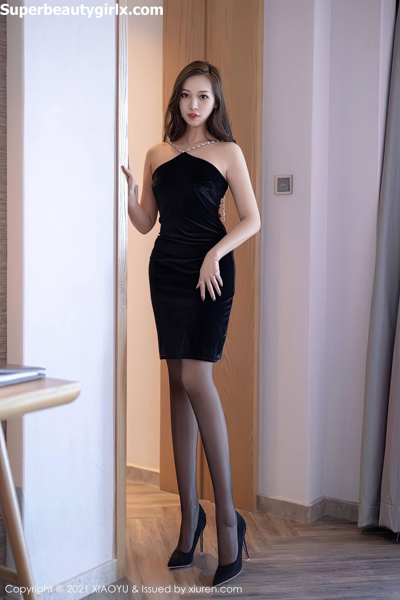 XiaoYu-Vol.522-Zheng-Ying-Shan-Bev-Superbeautygirlx.com