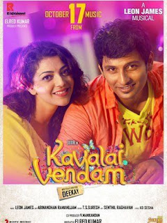 Kavalai Vendam (2016) Hindi Dubbed HDRip | 720p | 480p