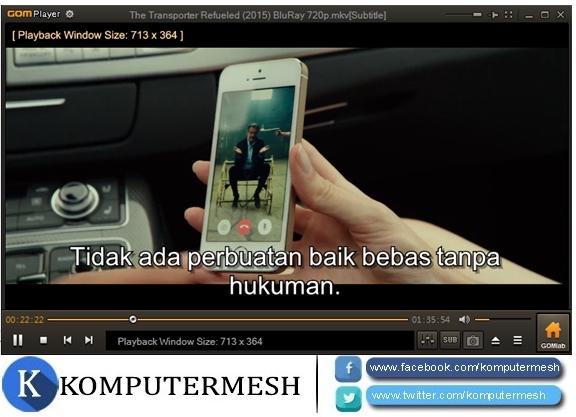 Cara Menggabungkan Subtitle dengan Film Menjadi Satu File