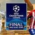 Madrid se ilumina con Twitter antes de la final de Champions League