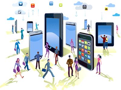 Thị trường tiếp thị, quảng cáo trên di động Mobile Marketing đang trở nên nhộn nhịp hơn bao giờ hết