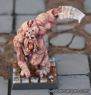 Mutant of Chaos 1 de Scibor Miniatures