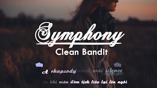 Chord Gitar dan Lirik Clean Bandit - Symphony