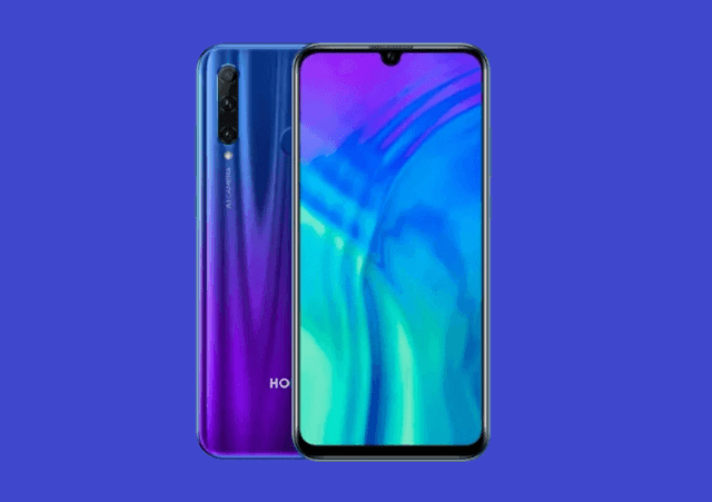 Honor 20 Lite coming to the Philippines