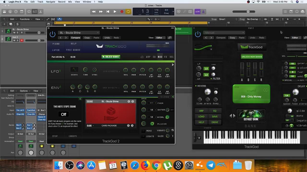 TrackGod - Sound TrackGod 2 v2 01 (July 2018) - IDMee