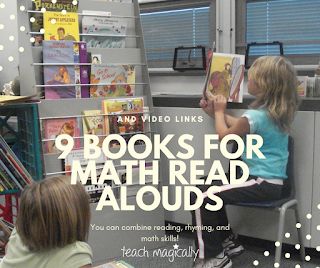 Teach Magically 9 Books to Develop Number Sense