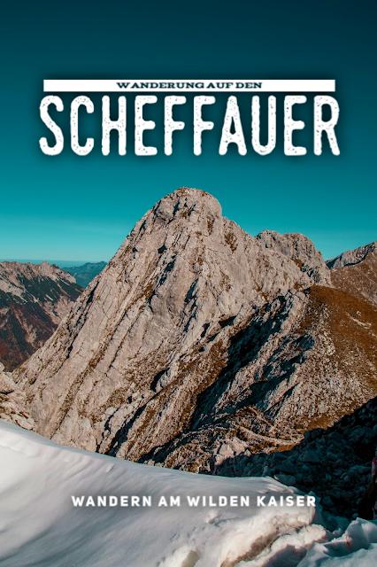 Bergtour Scheffauer  Wandern Wilder Kaiser  leichter Gipfel im Wilden Kaiser  Wandern-Tirol 22