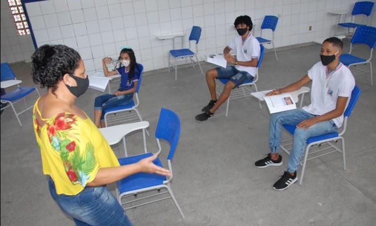 Bahia: Aulas semipresenciais do Ensino Fundamental serão iniciadas nesta segunda-feira (9)