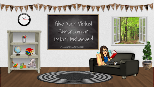 Give your virtual classroom an instant makeover