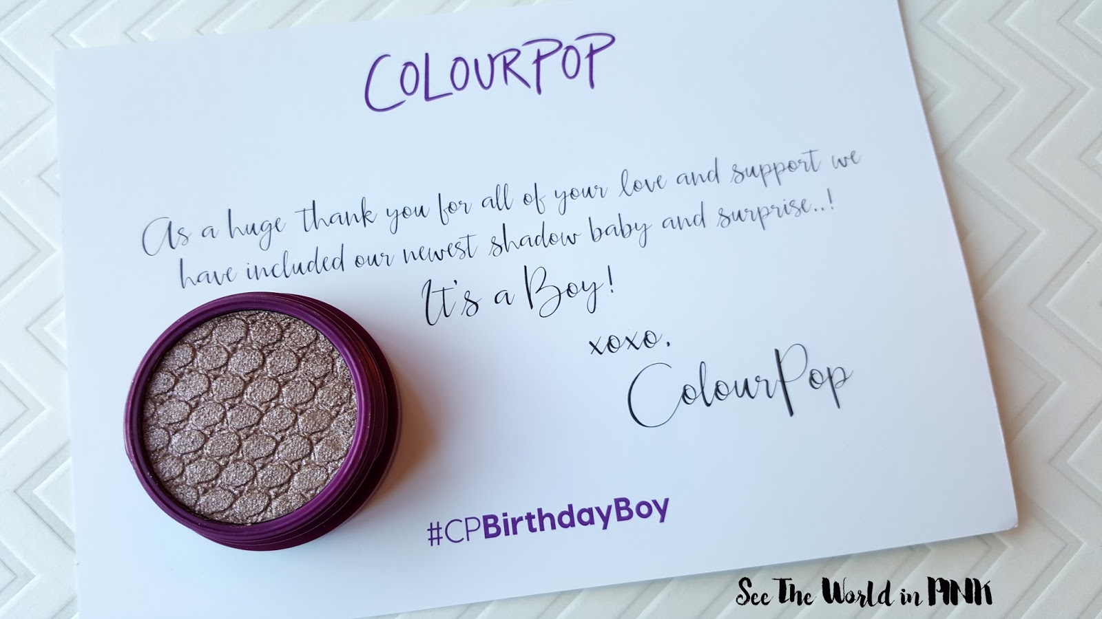 colourpop super shock eye shadow birthday boy