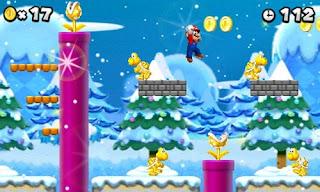 New Super Mario Bros 2 Golden Edition 3DS CIA Single link