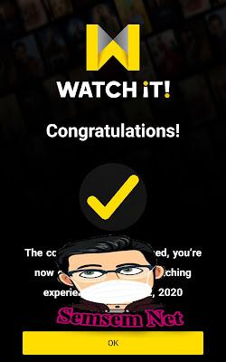 اشتراك WATCH IT