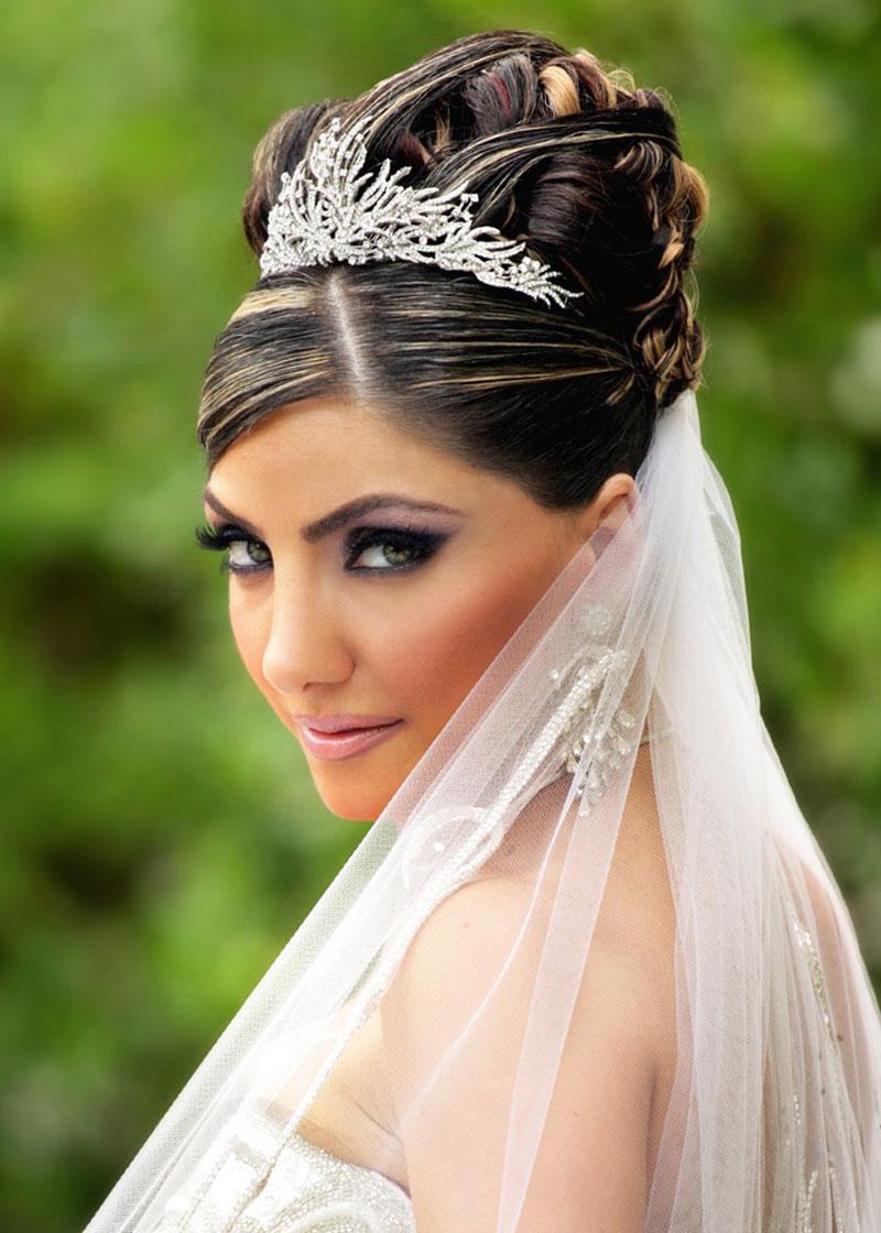 Phenomenal Hairstyles For Brides Hairstyles 2014 For Men For Long Hair For Short Hairstyles For Black Women Fulllsitofus
