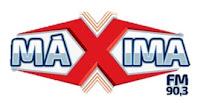 Rádio Máxima FM 90,3 de Ibitinga - São Paulo