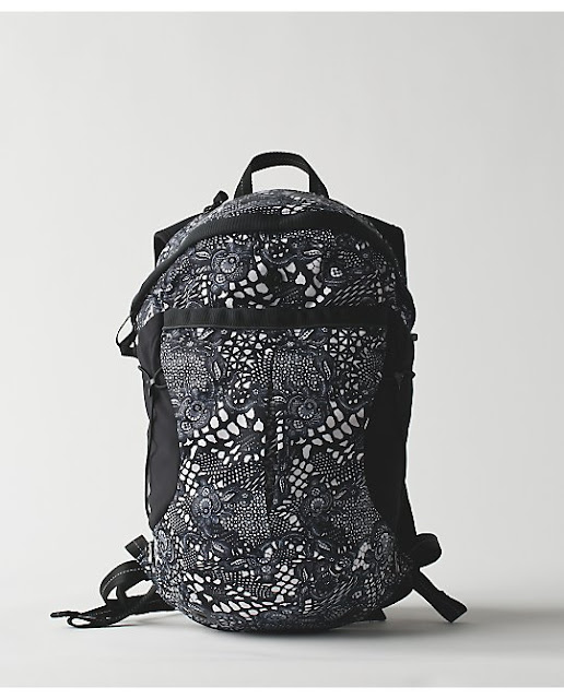lululemon pretty-lace run-all-day-backpack