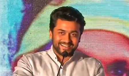 Actor Surya Wishes To Actors Rajini, Kamal & Vishal Political Entry | Thaanaa Serndha Koottam