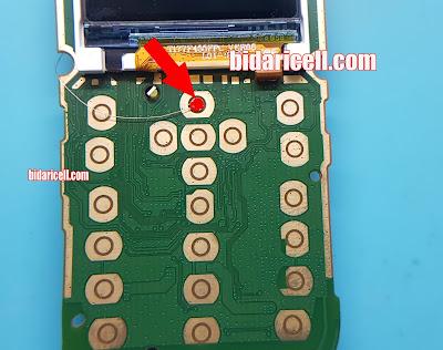 Nokia ta 1114 tombol 789 tidak berfungsi