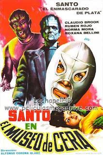 Santoenelmuseodecera(1961)HD 1080P Latino-Inglés  [Google Drive] LachapelHD