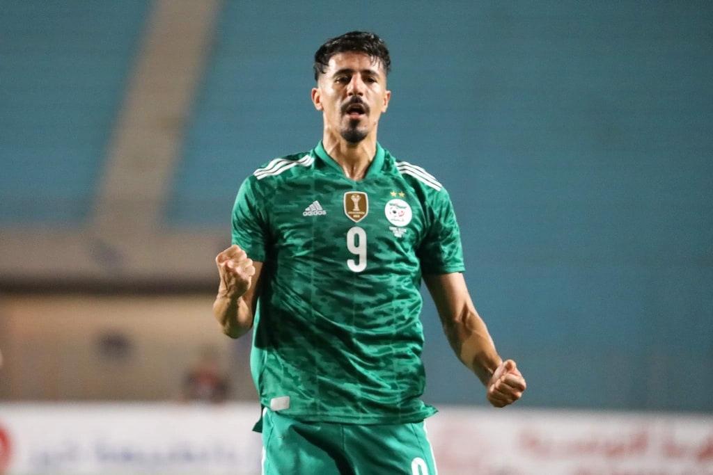 المنتخب الوطني الجزائري يفوز وديا على نظيره التونسي
