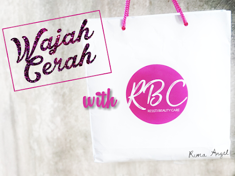 Wajah Cerah dengan Ressti Beauty Care Whitening Series