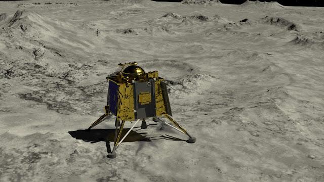 hindistan, ay'ın topraklarıyla temasını kaybetti