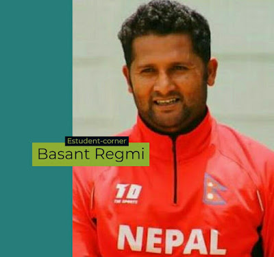 Basant Regmi , wiki , biography , age , girlfriend , marriage , Height ,Net worth .