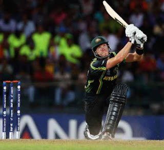 Australia vs South Africa 19th Match ICC World T20 2012 Highlights