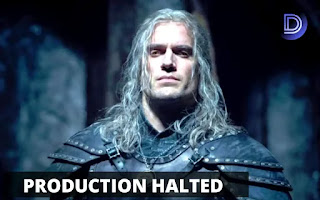 The Witcher Season 2 Halted Production due to Covid-19 pandemic