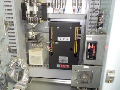 Автоматические регуляторы напряжения генераторов