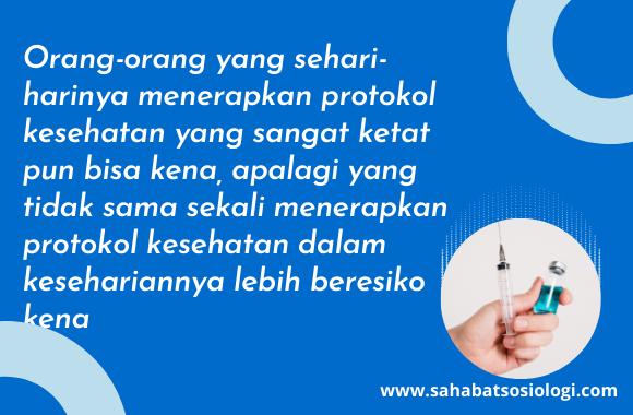 ptorokol kesehatan