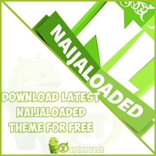 Latest Naijaloaded WordPress Theme Free Download