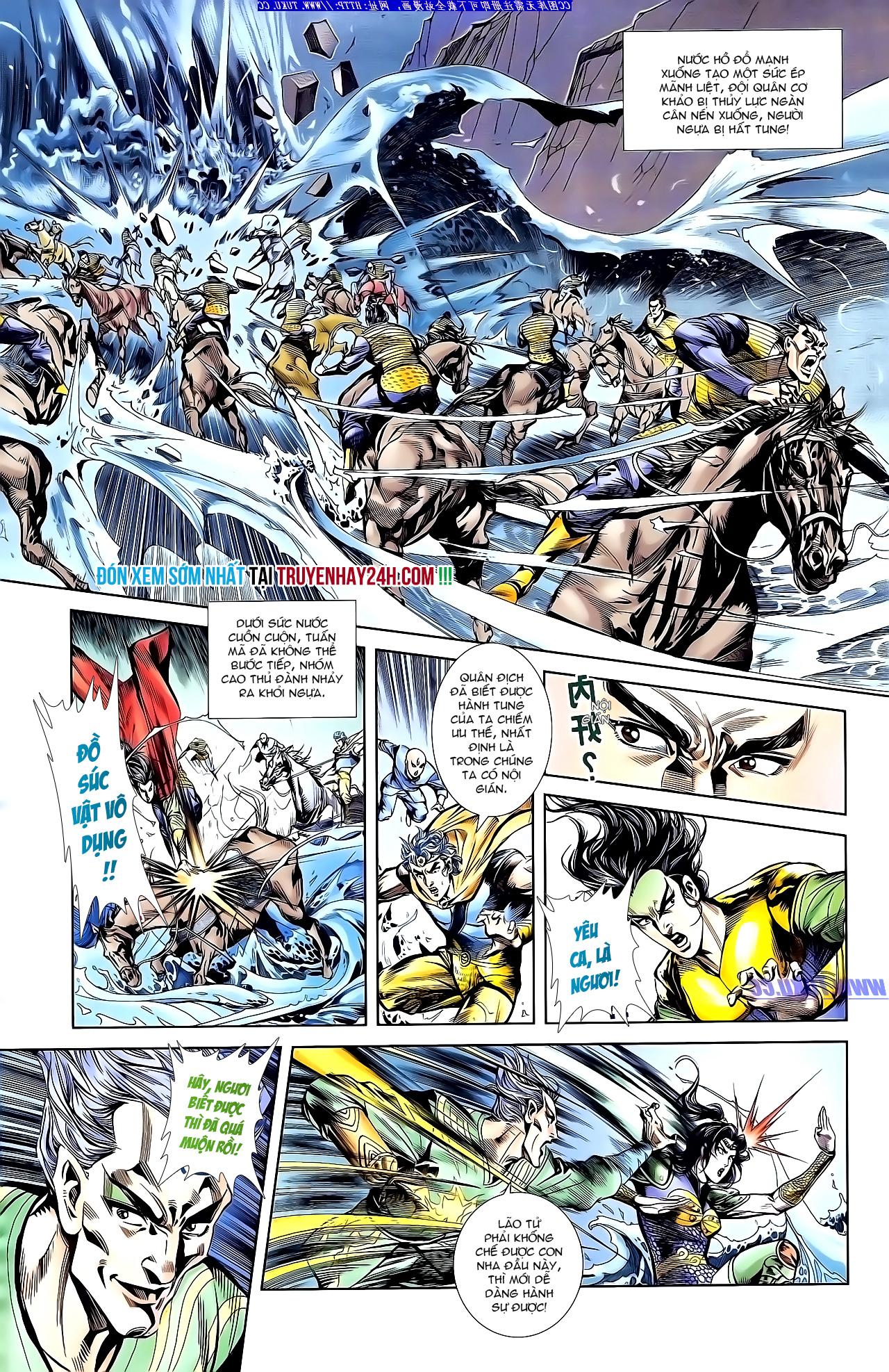 Cơ Phát Khai Chu Bản chapter 144 trang 30
