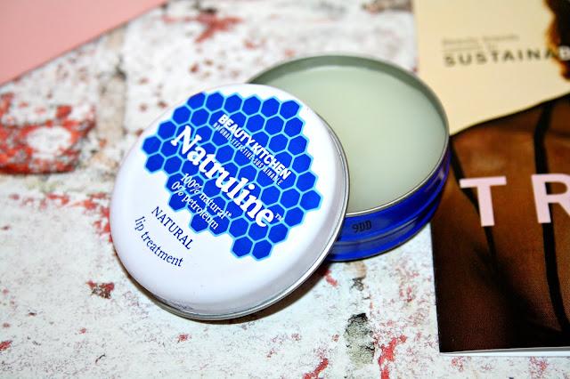 Beauty Kitchen Natural Lip Treatment