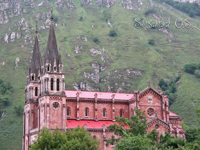 Basílica de Covadonga - Asturias