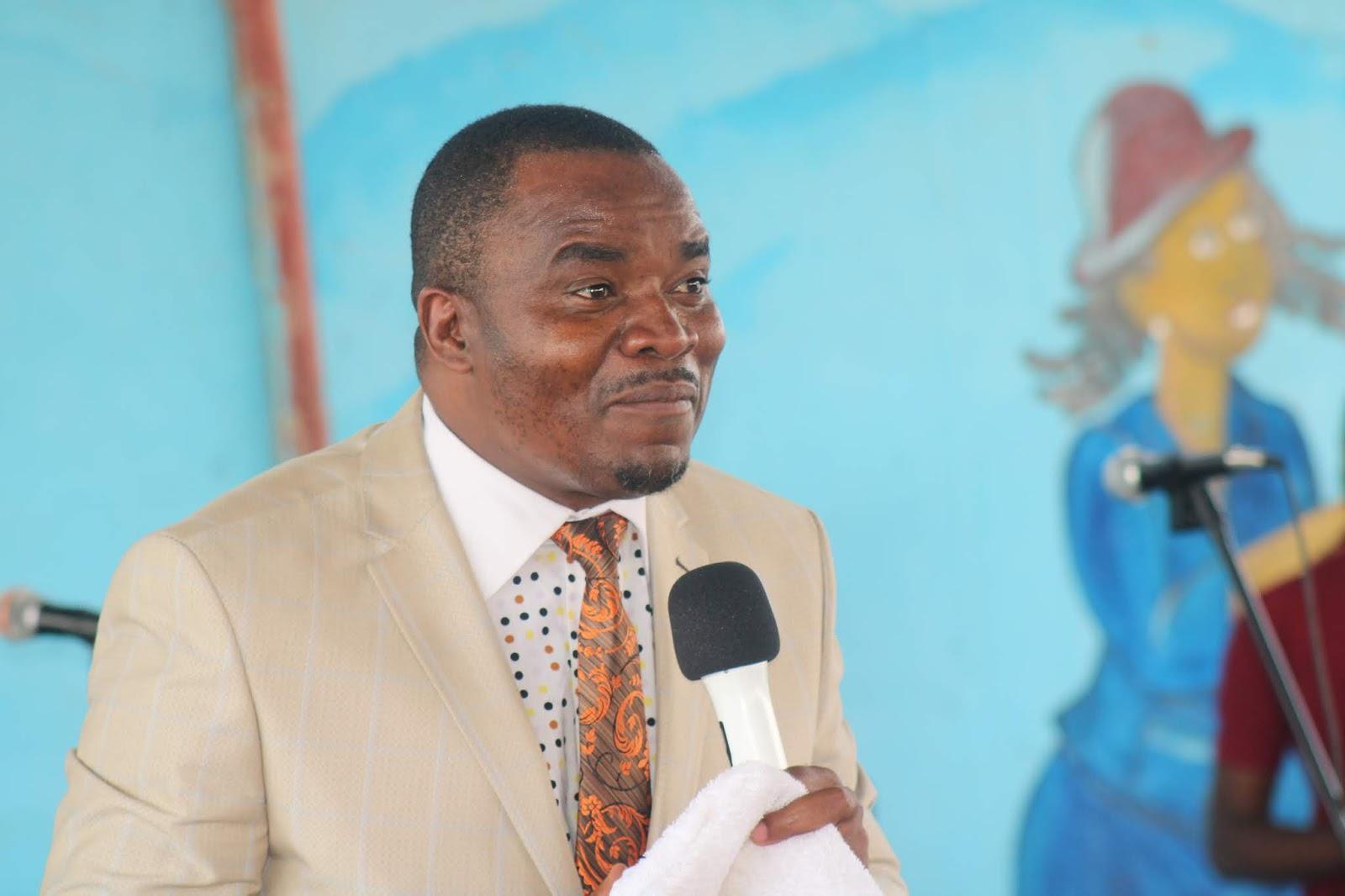 Bishop Never Muparutsa Biography and Ministry - Pentecostal Assemblies of Zimbabwe (PAOZ)