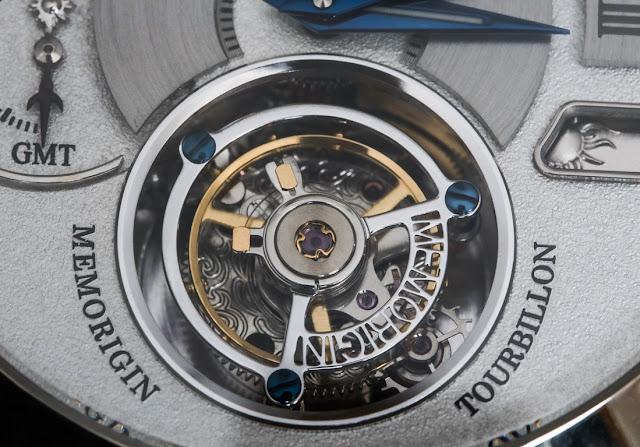 Memorigin Grand Series AT 1003 Tourbillon Watch Review