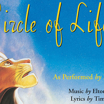 Circle of Life, Karya Brilian Tim Rice