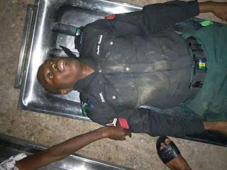 deputy governor convoy attacked