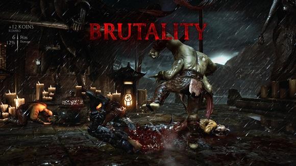 Imagens do game Mortal Kombat XL