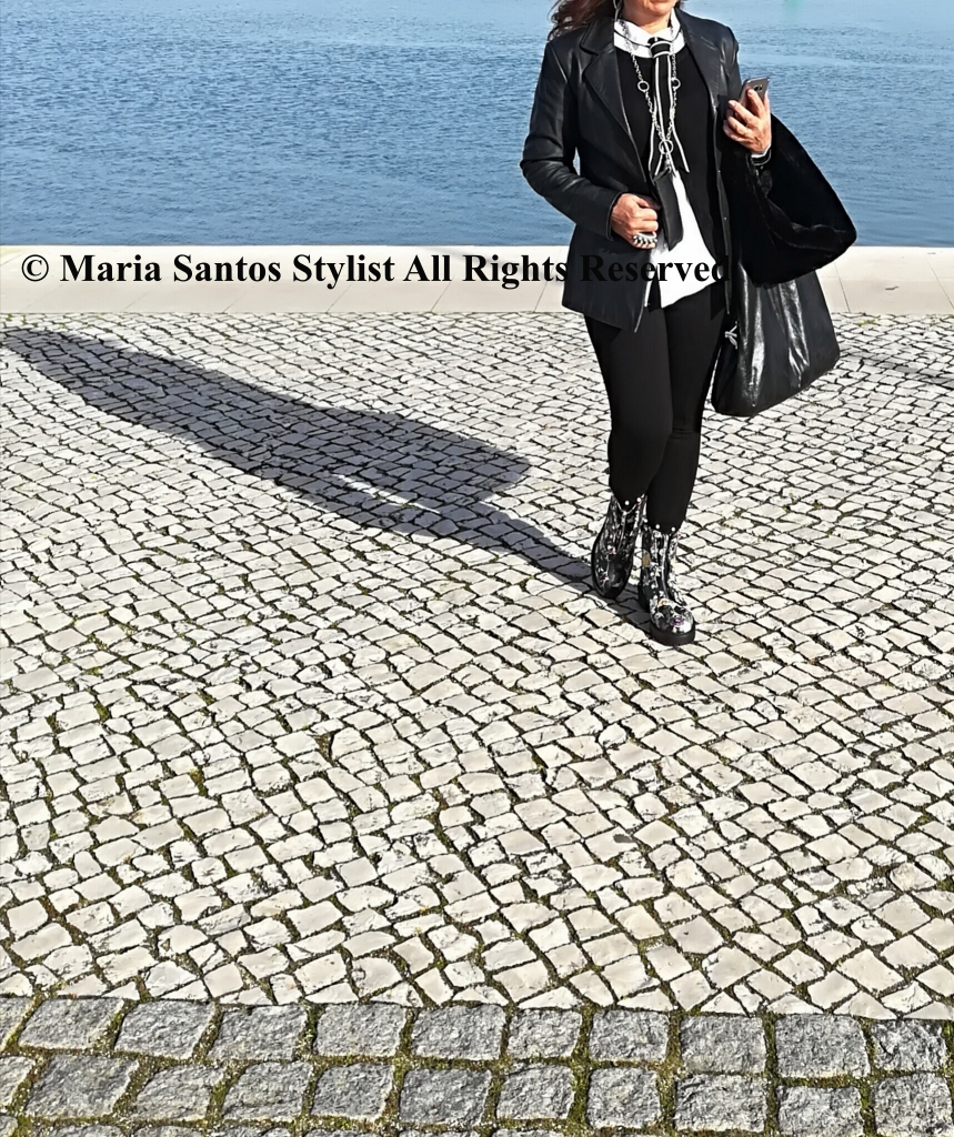 Street Style Portugal Inverno 2018 - Maria Santos Stylist