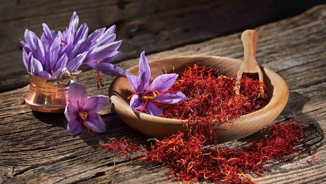 Manfaat Saffron Untuk Stroke