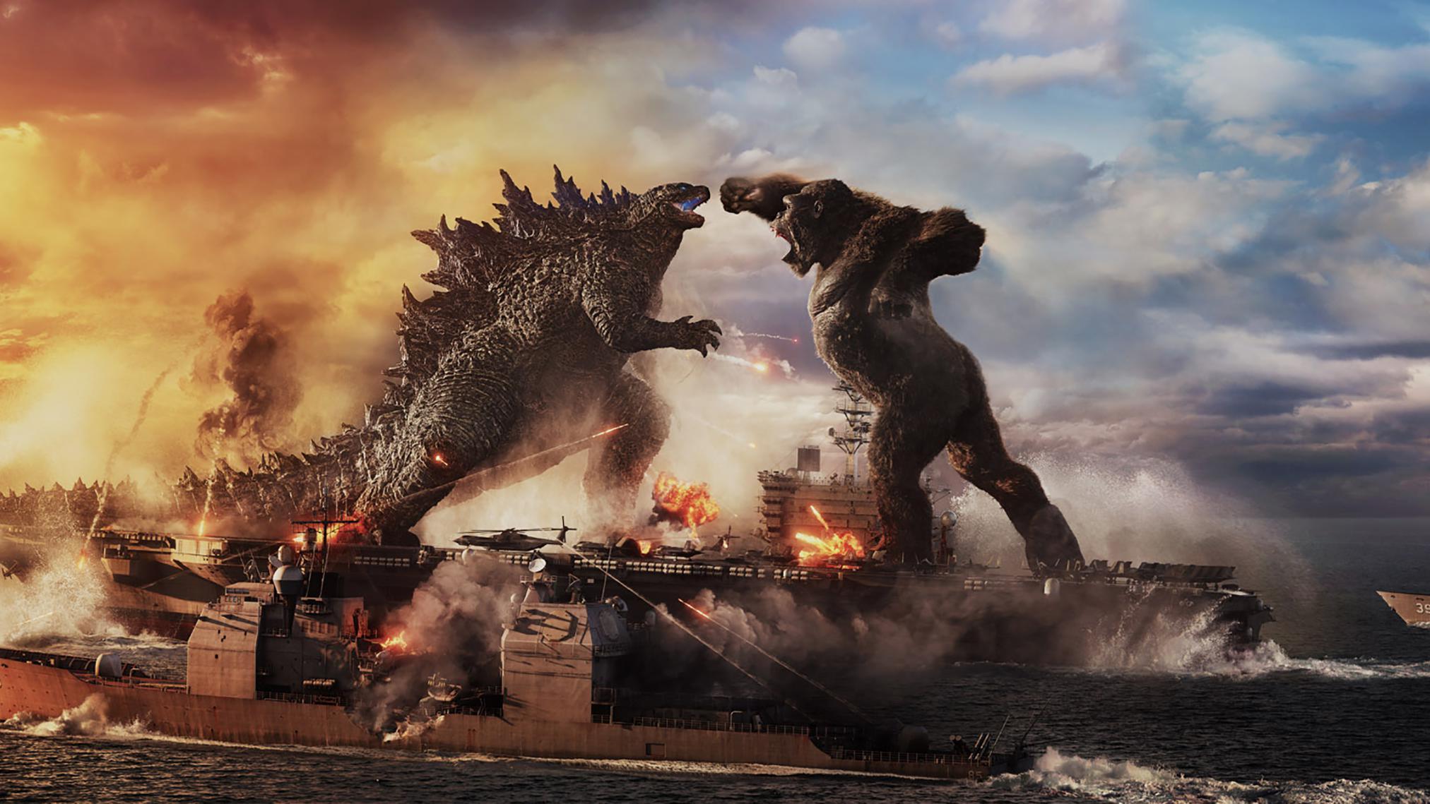 Godzilla vs. Kong smashes revenue forecasts at the global box office