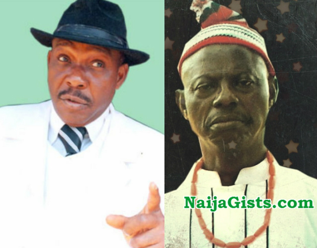 Nollywood Actors That Died of 2015 Images