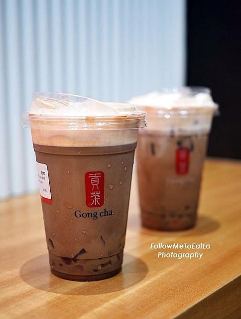 Raya Bersama Shopee x Gong cha drink