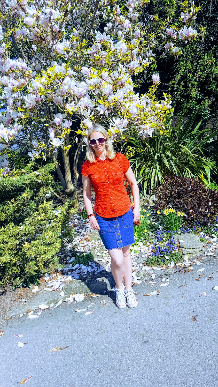 What I Wore: Spring Look: Over 40 Style