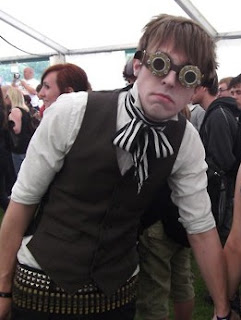 Men of Steampunk Style ~ From Biffy to Lyall with Everything In Between